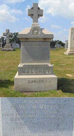 Mary Elizabeth <I>Maloney</I> Cawley