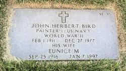 John Herbert Bird