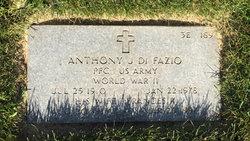 Anthony J Di Fazio