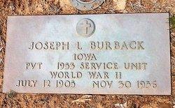 Joseph L Burbach