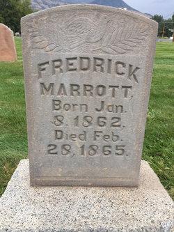 Fredrick Marriott