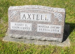 Perry Edwin Axtell