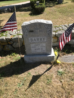 Mary D Lavasseur <I>Robertson</I> Barry