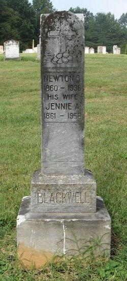 Newton Branham Blackwell