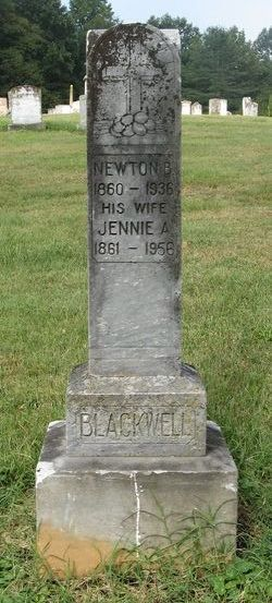 Jennie Ann Blackwell
