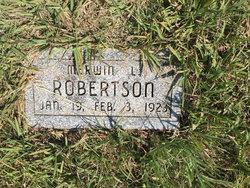 Merwin Nyle Robertson