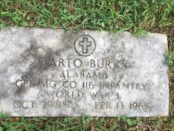 James Barto Burks