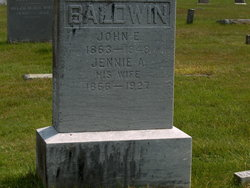 John E Baldwin