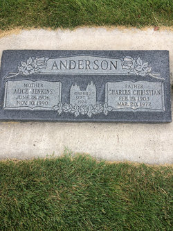 Charles Christian Anderson