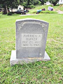 America Alice <I>Price</I> Barker