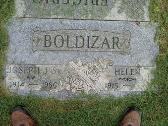 Joseph J Boldizar, Sr