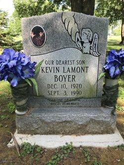 Kevin Lamont Boyer