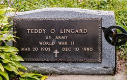 "Theodore O ""Teddy / Ted"" Lingard"