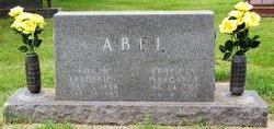 Frances Margaret <I>Thielen</I> Abel