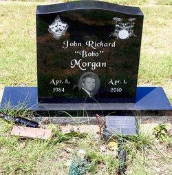 """John Richard """"Bobo"""" Morgan"""