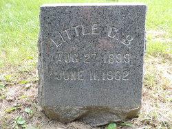 """Clinton """"Little C.B."""" Combs"""