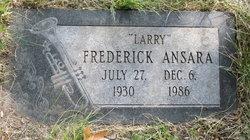 "Frederick L. ""Larry"" Ansara"