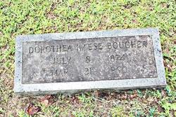 Dorothea Charlotte <I>Kaese</I> Boucher