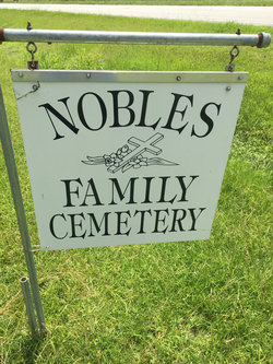 Nobles Family Cemetery