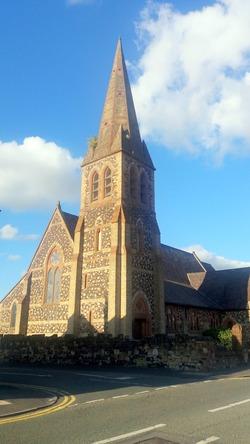 St Peter's of Parr Churchyard