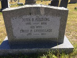 Emily Eliza <I>Greenslade</I> Fielding