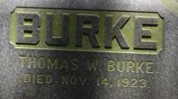 Thomas W Burke