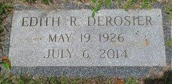 Edith R Derosier