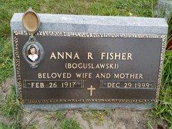 """Anna Rosa """"Poppy"""" <I>Boguslawski</I> Fisher"""