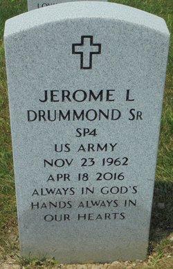 Jerome Lynn Drummond, Sr