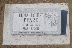 Edna Louise <I>Stice</I> Beard