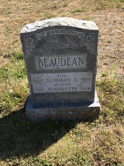 Jeannette <I>Calkin</I> Beaudean
