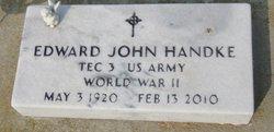 Edward John Handke