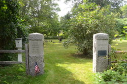 Burying Ground of the First Settlers