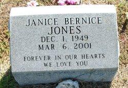 Janice Bernice Jones