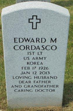 Dr Edward M Cordasco