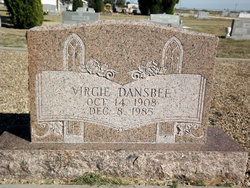 "Virginia ""Virgie"" Dansbee"