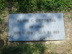 """Audie Clifton """"Cliff"""" Cottrell"""