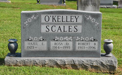Rosa <I>O'Kelley</I> Scales