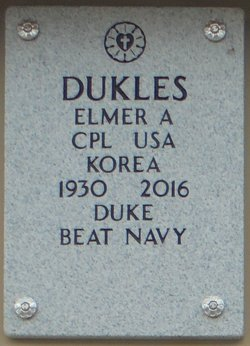 Elmer A Dukles