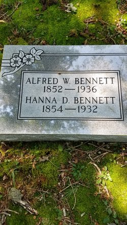 Alfred William Bennett