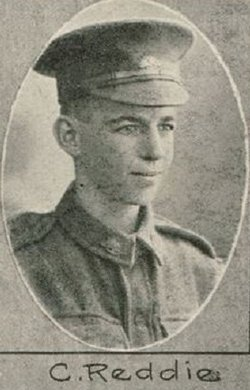 L-Corp Charles Reddie