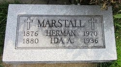 Ida Anna <I>Kast</I> Marstall