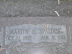Martin Howard Spalding