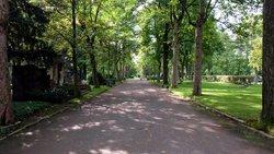 Neuer Annenfriedhof