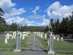 St John's Anglican Cemetery