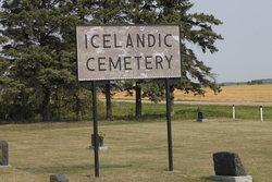 Icelandic Cemetery