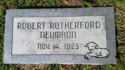 Robert Rutherford Neumann