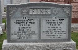 Rose <I>Kapner</I> Fink