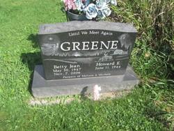 Betty Jean <I>Kenealy</I> Greene