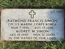Raymond Francis Simon